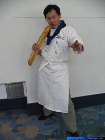 Ryo Kuroyanagi from Yakitate!! Japan worn by waynekaa