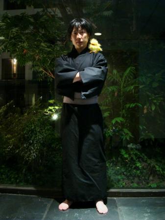 Kyouya Hibari from Katekyo Hitman Reborn!
