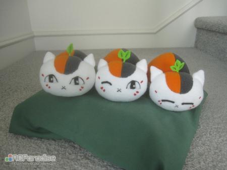 Nyanko-sensei / Madara from Natsume Yuujinchou