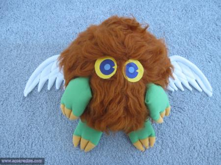 Winged Kuriboh from Yu-Gi-Oh! GX worn by waynekaa