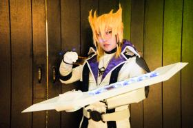 Jack Atlas from Yu-Gi-Oh! 5Ds (Worn by waynekaa)