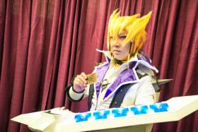 Jack Atlas from Yu-Gi-Oh! 5Ds worn by waynekaa