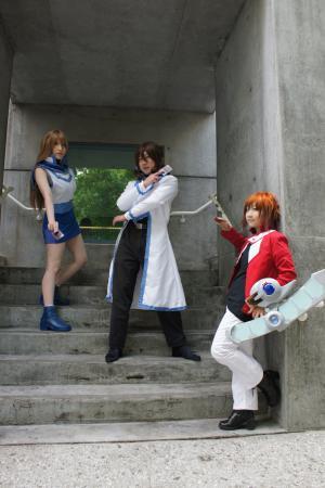 Atticus Rhodes / Tenjouin Fubuki from Yu-Gi-Oh! GX
