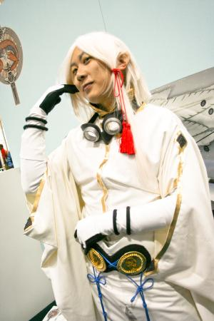 Dio Eraclea from Last Exile -Fam, the Silver Wing- (Worn by waynekaa)