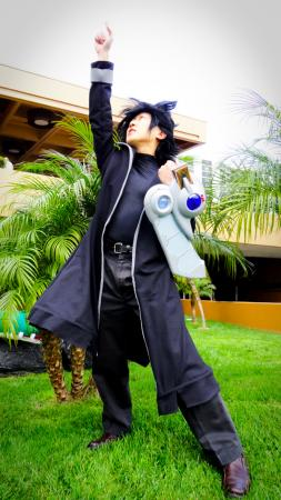 Chazz Princeton / Manjoume Jun from Yu-Gi-Oh! GX (Worn by waynekaa)