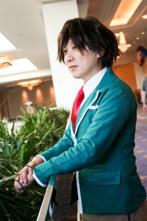 Tsukune Aono from Rosario + Vampire worn by waynekaa