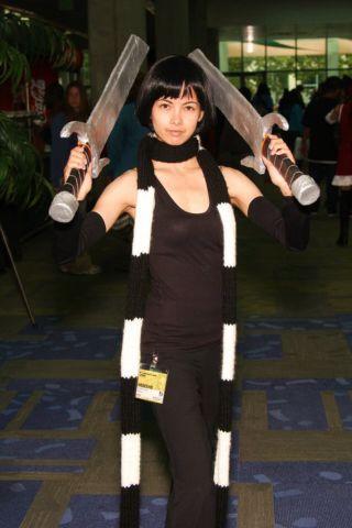 Knives Chau Costume