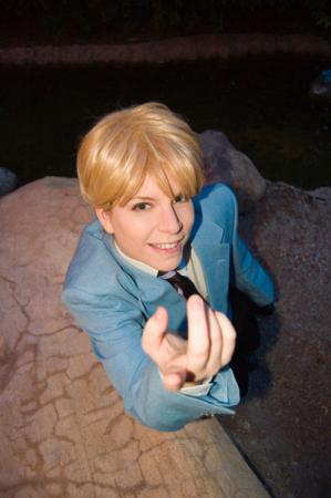 Tamaki Suoh from Ouran High School Host Club worn by Angelic Threads