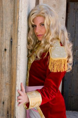 Oscar Francoise de Jarjayes from Rose of Versailles worn by Angelic Threads