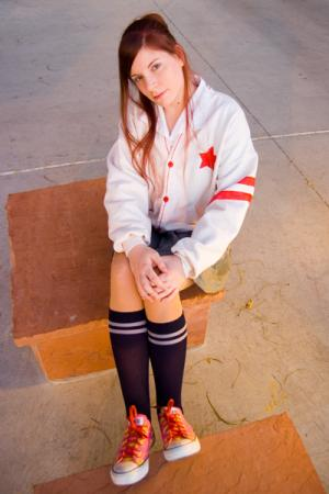 Risa Koizumi from Lovely Complex worn by Angelic Threads
