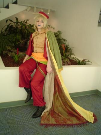 Edward from Final Fantasy IV worn by Angelic Threads