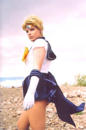 Super Sailor Uranus from Sailor Moon Super S