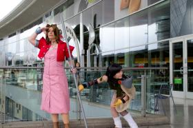Aeris / Aerith Gainsborough from Final Fantasy VII worn by Angelic Threads