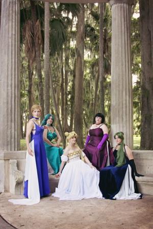 Princess Saturn from Sailor Moon