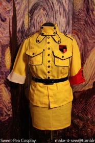 Victoria Seras from Hellsing worn by Sweet~Pea