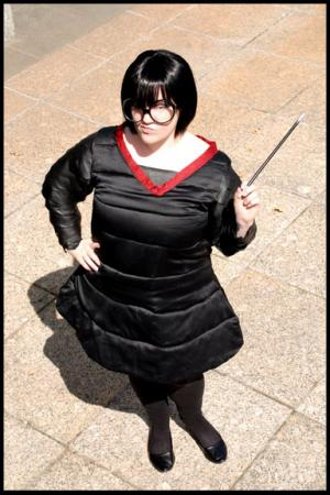 Edna Mode from Incredibles, The