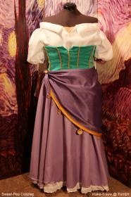 Esmeralda from Hunchback of Notre Dame worn by Sweet~Pea