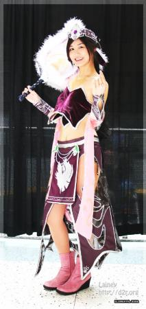 Mage from Xiah worn by Lainey