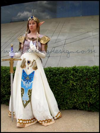 Princess Zelda from Legend of Zelda: Twilight Princess