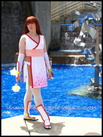 Kasumi from Dead or Alive 4 worn by Kairi G