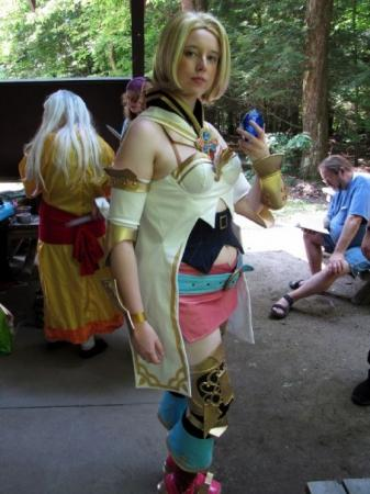 Ashe / Ashelia B nargin Dalmasca from Final Fantasy XII worn by Kairi G