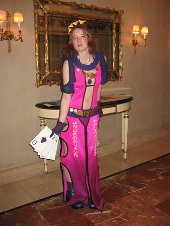 Yuna from Final Fantasy X-2 worn by Kairi G