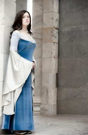 Arwen Undomiel from Lord of the Rings worn by Kairi G