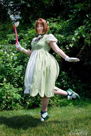 Sakura Kinomoto from Card Captor Sakura worn by Kairi G