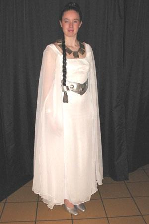 Princess Leia Organa from Star Wars Episode 4: A New Hope worn by Kairi G