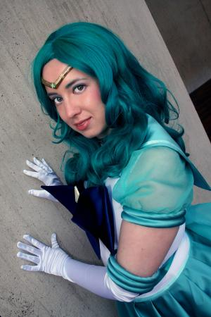 Eternal Sailor Neptune from Sailor Moon Sailor Stars (Worn by Kairi G)