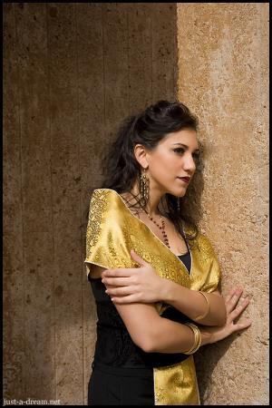 Inara Sera from Firefly