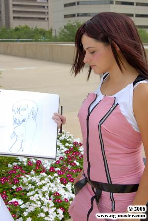 Kairi from Kingdom Hearts 2 worn by Reiko