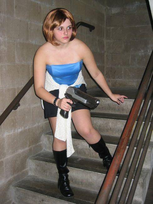 Jill Valentine Resident Evil 3 Nemesis By Reiko