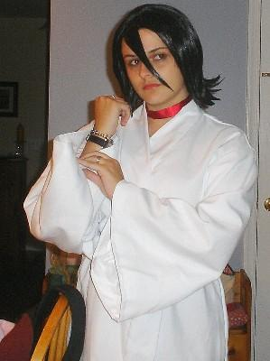 Rukia Kuchiki from Bleach worn by Reiko