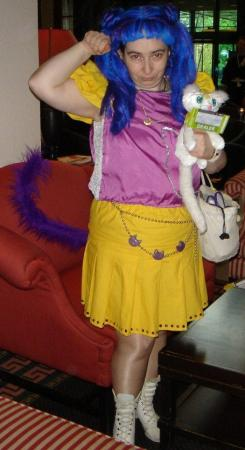 Luna from Pretty Guardian Sailor Moon worn by F??nicia