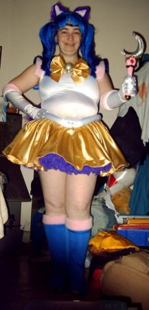 Sailor Luna from Pretty Guardian Sailor Moon worn by F??nicia