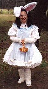 Easter Rabbit from Original: Gothic Lolita / EGL / EGA worn by F??nicia