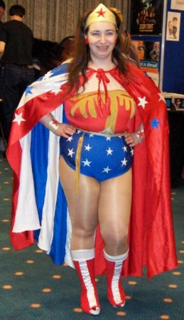 Wonder Woman from Wonder Woman worn by F??nicia