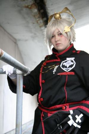 Allen Walker from D. Gray-Man worn by blue_eyed_fairy