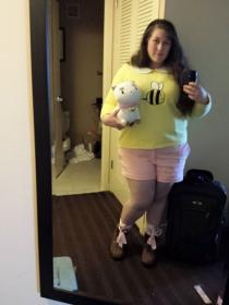 Bee from Bee & Puppycat  (Worn by blue_eyed_fairy)