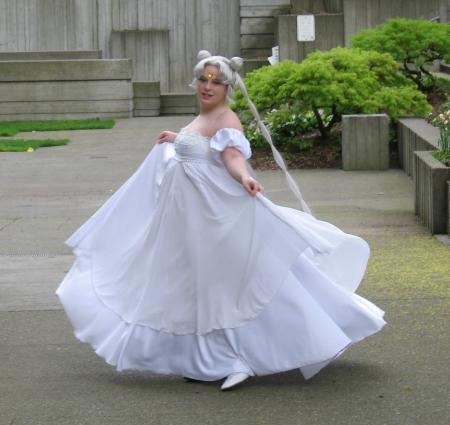 Princess Serenity from Sailor Moon worn by Katasha