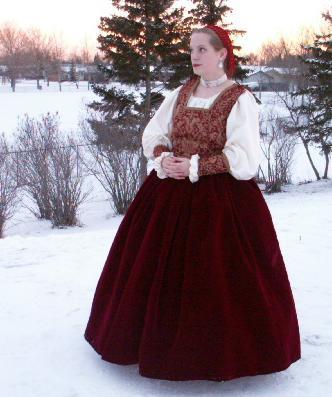 Jenisteen from Original:  Historical / Renaissance worn by Katasha