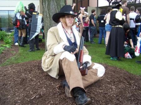 Irvine Kinneas from Final Fantasy VIII worn by Kozibot