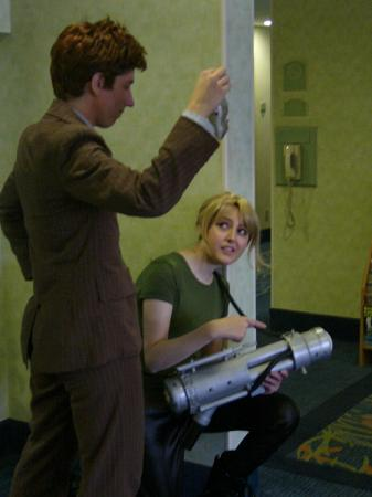 Jenny from Doctor Who worn by Hitori