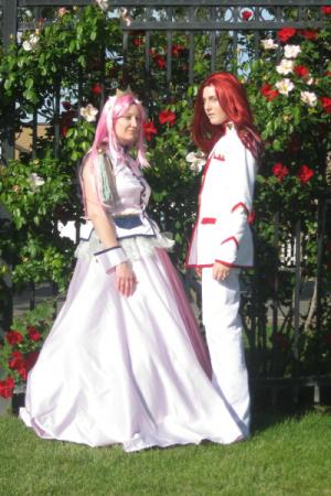 Touga Kiryuu from Revolutionary Girl Utena worn by Hitori