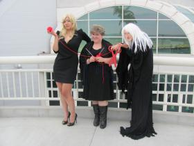 The Crone from Sandman worn by Hitori