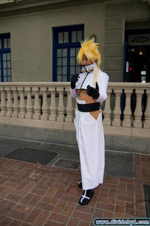 Halibel from Bleach