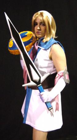 Cassandra Alexandra from Soul Calibur 2