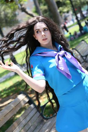 Yukako Yamagishi from Jojo's Bizarre Adventure by Hanyaan