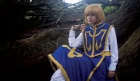 Kurapika from Hunter X Hunter worn by Hanyaan